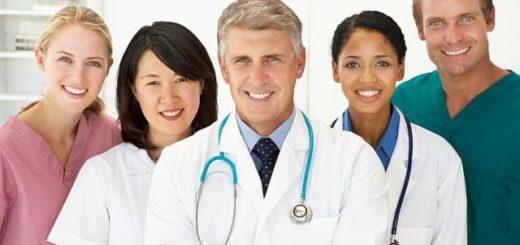 vérios cursos de saúde